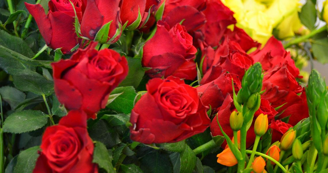 Composizioni Floreali San Valentino