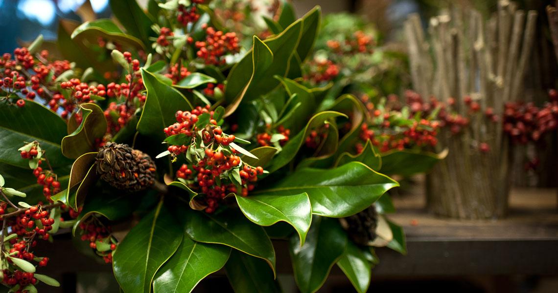 Composizioni Floreali Natale Agriflor