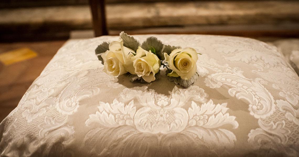 allestimento matrimonio cecilia e franco