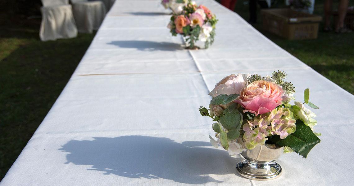 agriflor allestimento matrimonio vintage