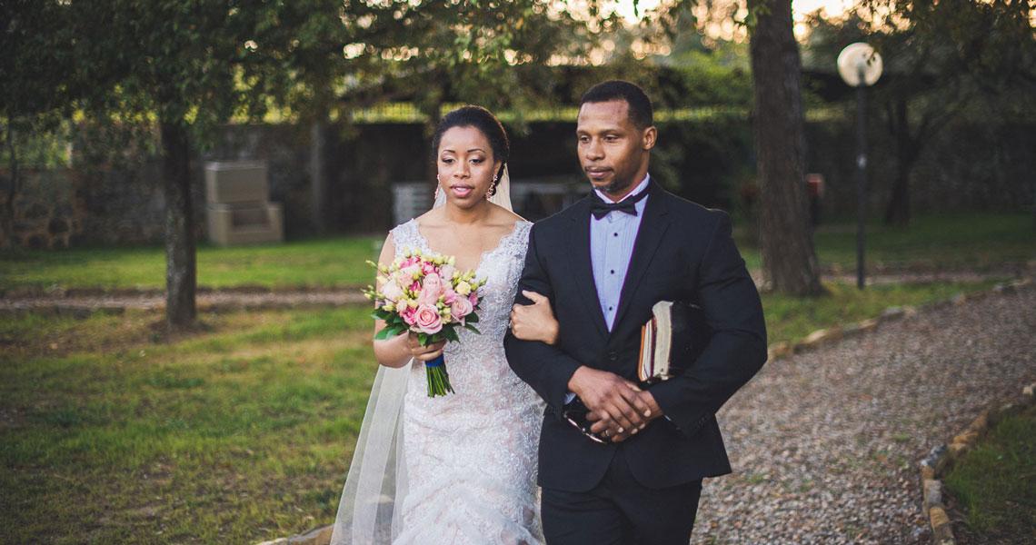 allestiento matrimonio dievole