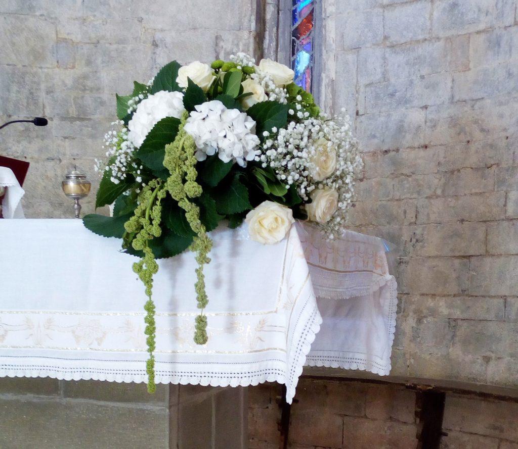 altare decorazione