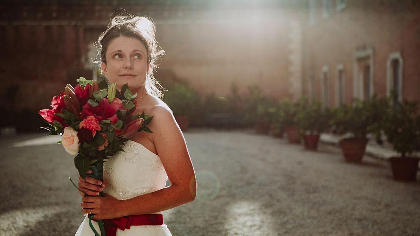 fiori matrimonio federica claudio